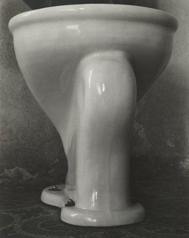 Edward Weston, Excusado.
