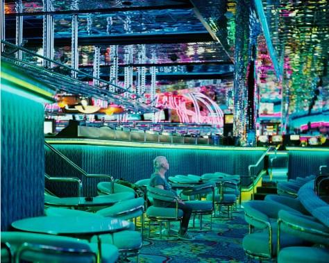 Mike Osborne. Montego Lounge I.