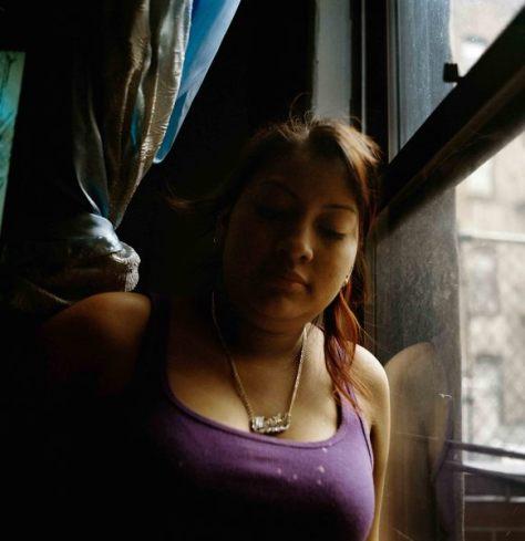 Ruth Prieto Arenas. Purple.