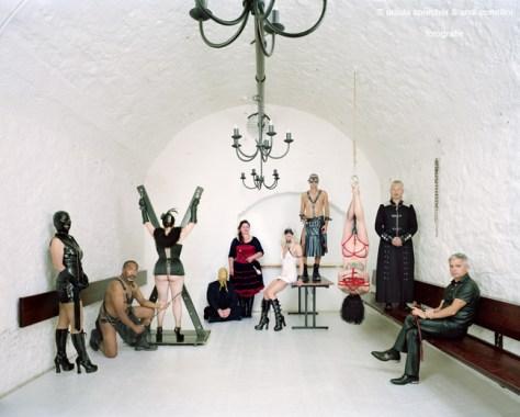 Ursula Sprecher & Andi Cortellini. Hobby Buddies. BDSM Regular's Table • BDSM-Stammstisch