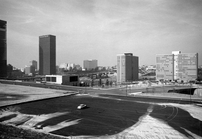 William Reagh. Bunker Hill to soon be developed. 1971