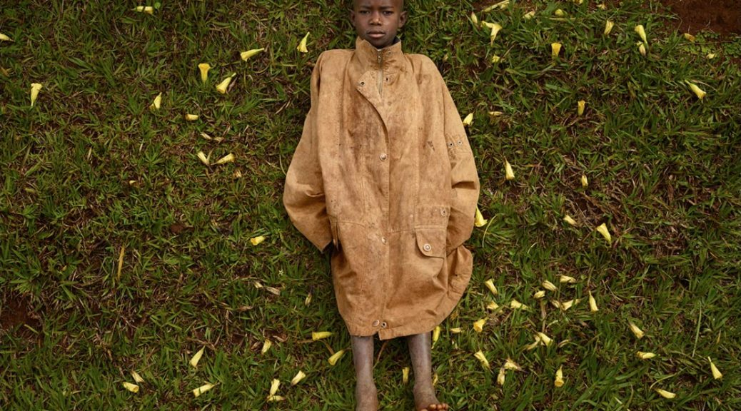 Pieter Hugo Portrait #1, Rwanda, 2014, from the series 1994, 2014-16