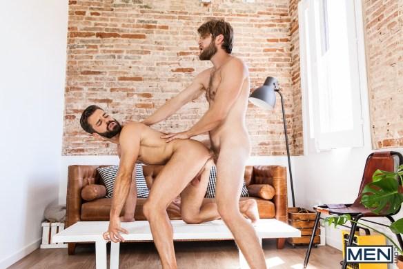 Colby Keller and Hector De Silva Flip Fuck 14