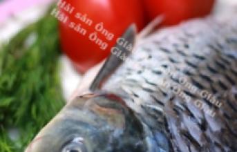 Cách làm cá chép om dưa – Món ngon bé nào cũng thích