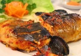 Cách chế biến món Cá Hô nướng muối ớt