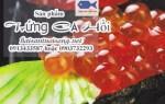 Trứng cá hồi – Giá trứng cá hồi – Hải sản tươi sống tại Tp.HCM