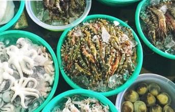 Mua hải sản tươi sống tại Hà Giang giá rẻ chất lượng