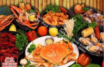 Hải sản tươi sống – Những ai không nên ăn hải sản?