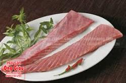 Giá bán lườn cá ngừ đại dương tươi  bao nhiêu 1kg tại TPHCM