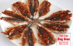Khô cá chỉ vàng tẩm gia vị mua tại TpHCM giá bao nhiêu tiền