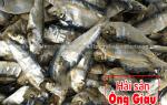 Bán khô cá trích ngon tại tphcm – giá bao nhiêu tiền 1kg