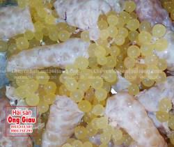 Trứng cá Thiều tươi bán ở đâu – mua giá bao nhiêu tiền 1kg