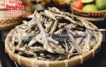 Giá mua bán cá cơm khô xuất khẩu Nha Trang bao nhiêu 1 kg