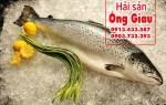 """Giá bán cá hồi NaUy """"cực rẻ"""" nhưng chất lượng """"cực cao"""""""