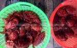 Giá bán cua đỏ tươi sống, nguyên liệu ngon cho các nhà hàng