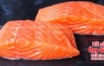 Bán cá hồi phi lê tại tpHCM – giá bao nhiêu tiền 1 kg tại tphcm