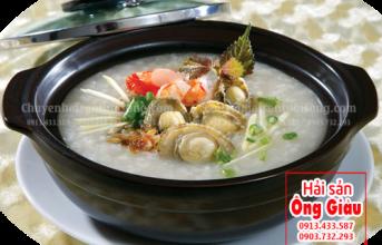 Cách nấu cháo bào ngư khô – tươi ngon bổ dưỡng theo công thức chuẩn