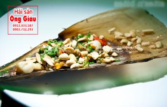 Sò mai nướng mỡ hành – món ăn thơm ngon hấp dẫn cho thực khách
