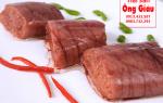 Trứng cá ngừ đại dương bán ở đâu – mua giá bao nhiêu tiền 1kg