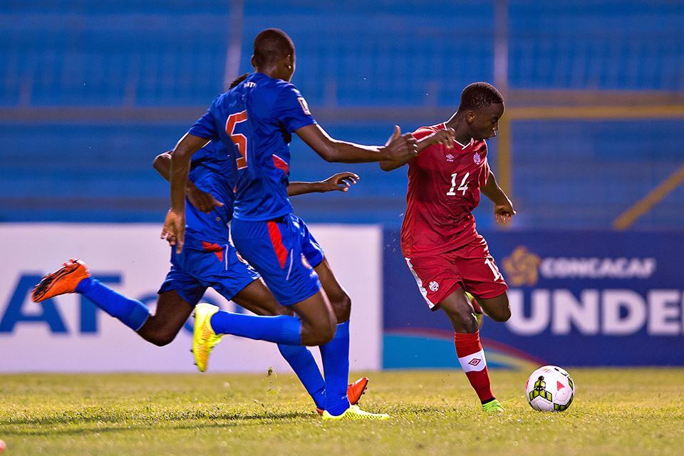 resume match haiti vs canada