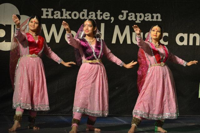 バングラデシュ「カタック・ダンス・コミュニティー」