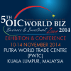 Malaysia: 5th OIC World Biz Exhibition & Conference 2014