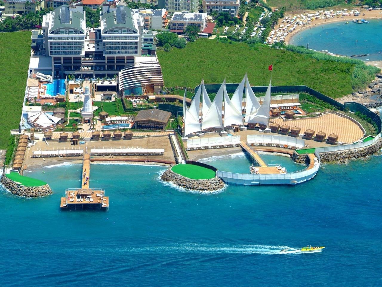 All Inclusive Turkije Prive Zwembad Adenya Beach Resort Halalresorts Nl