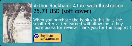 Arthur Rackham - A Life With Illustration Art Book Amazon Buy Link