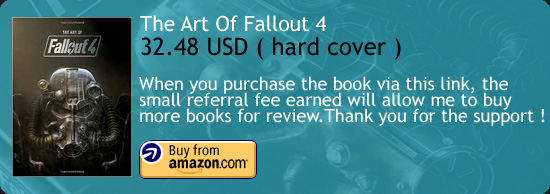 The Art Of Fallout 4 Amazon Buy Link