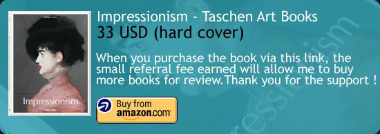 Impressionism - Taschen Art Book Amazon Buy Link