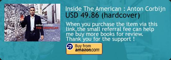 Inside The American - Anton Corbijn Amazon Buy Link