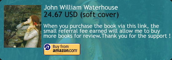 John William Waterhouse Art Book Phaidon Amazon Buy Link