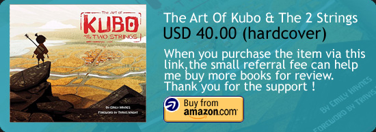 The Art Of Kubo And The Two Strings Book Amazon Buy Link