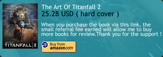 The Art Of Titanfall 2 Amazon Buy Link