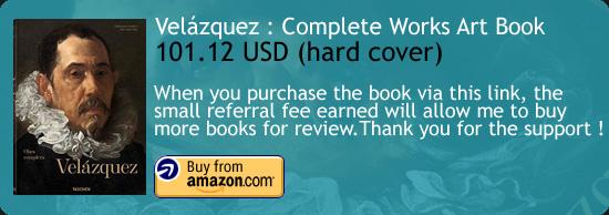 Velazquez : The Complete Works Taschen Amazon Buy Link