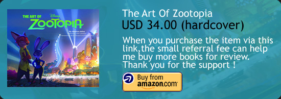 The Art Of Zootopia Amazon Buy Link