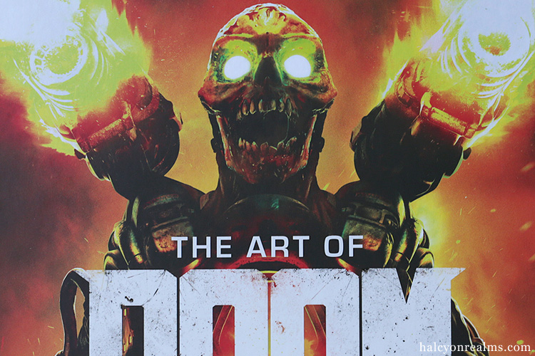 The Art Of Doom Book Review