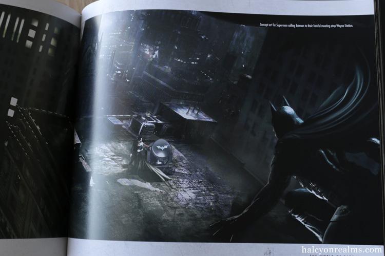 Batman v Superman : Dawn Of Justice Art Book Review