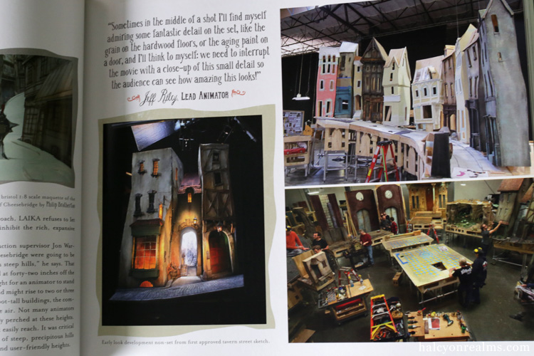 Art Of The Boxtrolls Book