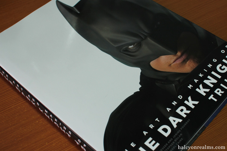 The Art And Making Of The Dark Knight Trilogy Book