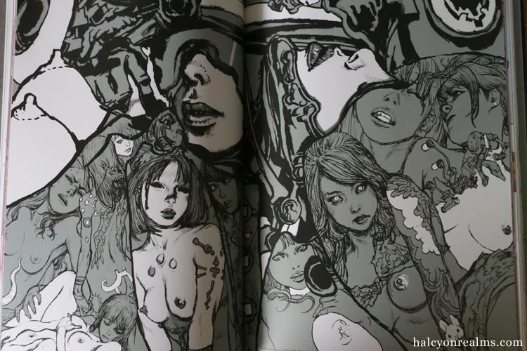 Erotic Engineering - Katsuya Terada Art Book