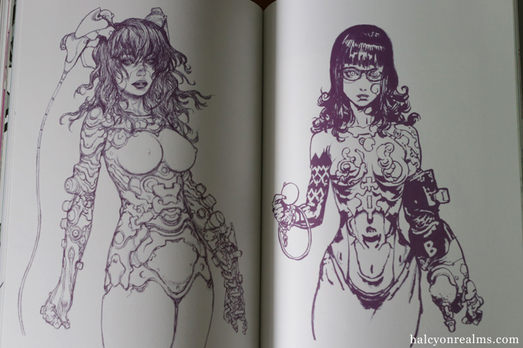 Erotic Engineering - Katsuya Terada Art Book