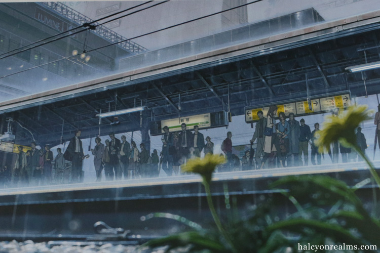 Garden Of Words - Makoto Shinkai Art Book