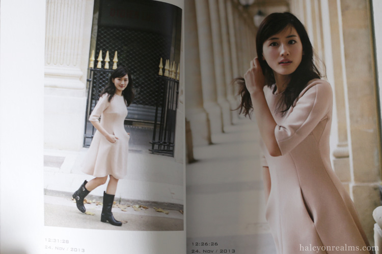 Document - Haruka Ayase Photo Book ND Chow