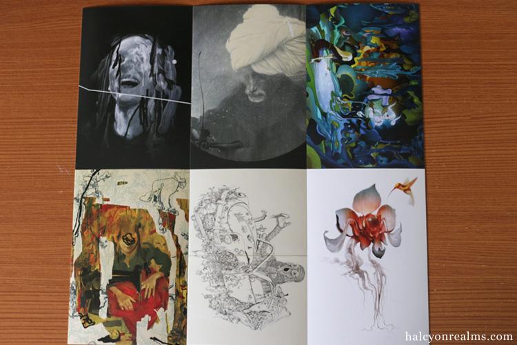 James Jean MEMU 100 Postcards