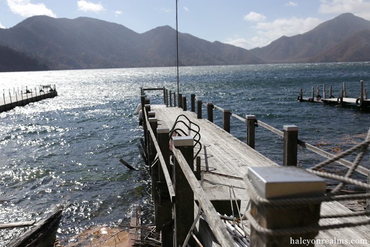 Lake Chuzenji, Nikko in Autumn.