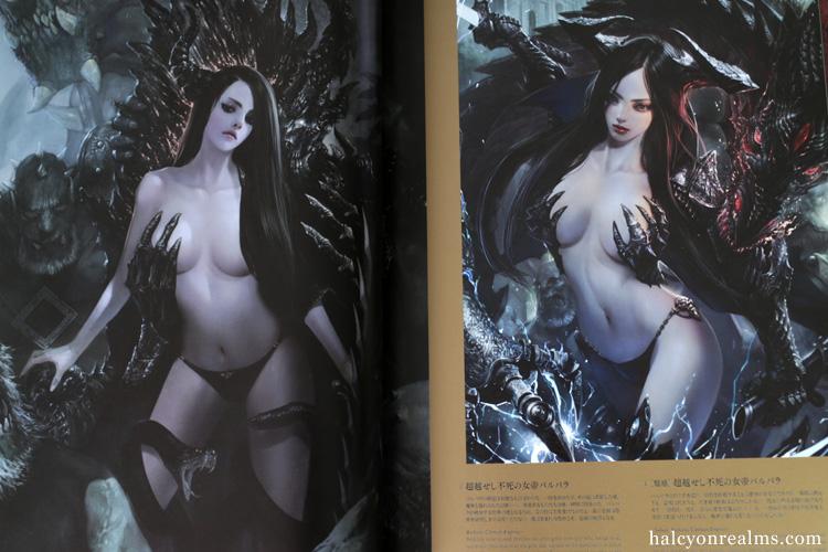 Legend Of Monsters Art Book Applibot