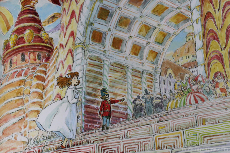 Nutcracker And Mouse King Ghibli Exhibition Miyazaki Hayao