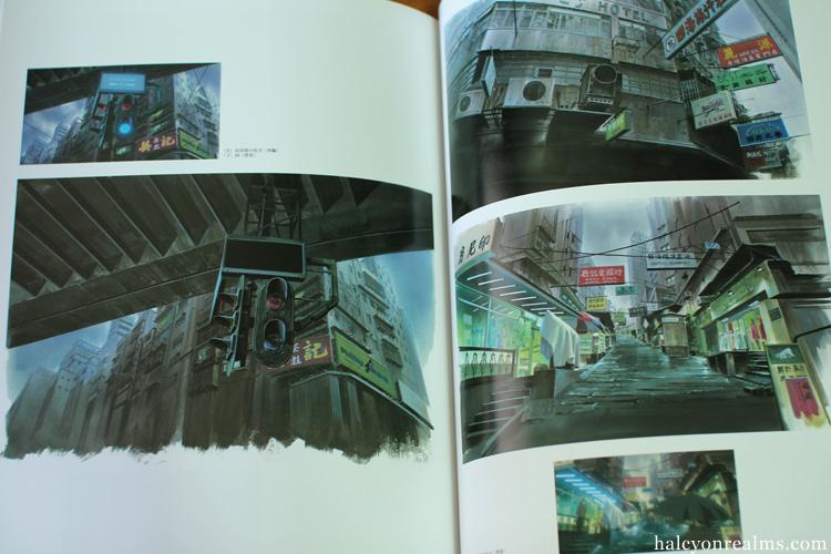 Of Light And Darkness : Ogura Hiromasa BG Art Book