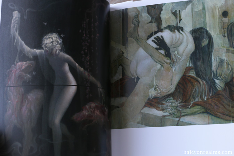 Pareidolia - James Jean Art Book Review